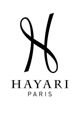 logo Hayari PARIS noir
